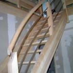 escalier sur mesure morbihan